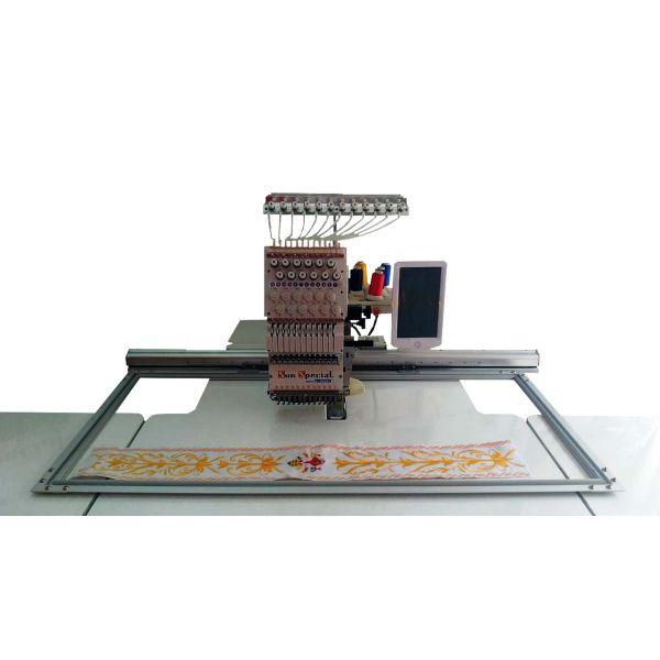Máquina Costura Bordado c/ Mesa SS1201TC-L Sun Special