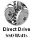 Máquina de Costura Industrial Galoneira Plana Aberta e Fechada 03 Agulhas Motor Direct Drive