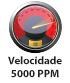 Máquina de Costura Industrial Reta Direct Drive e Parada de Agulha 5000PPM