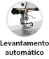 Máquina de Costura Industrial Reta Eletrônica com motor Direct Drive e MP3