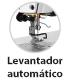 Máquina de Costura Industrial Reta Eletrônica Levantador Calcador Automático